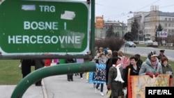 Od preko 1.300 ulica u Kantonu Sarajevo, samo 18 je imenovano po ženama.