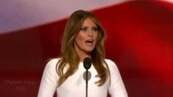 Watch This Video: Did Melania Trump Plagiarize Michelle Obama Speech?