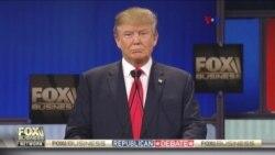 Trump y Cruz dominan el sexto debate republicano