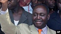 L'ex-président centrafricain, François Bozize
