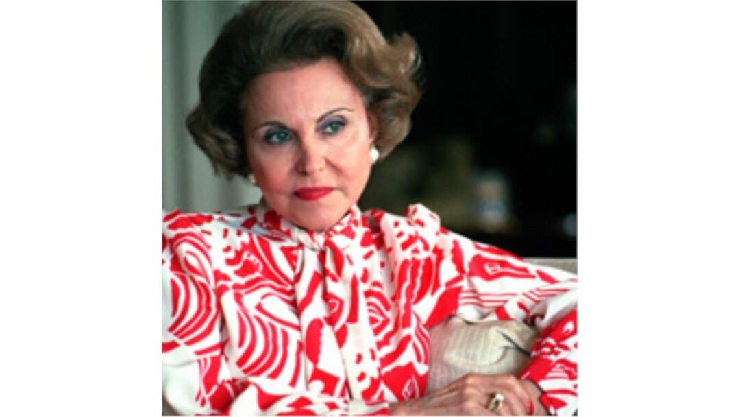Ann Landers, 1918-2002: She Helped Millions of People Deal With