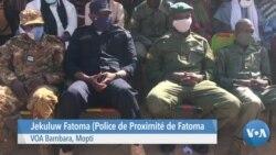 Mali Finitigui Ka deme Jekulu sigilawFatoma Mopti Marala , Lieutenant-Colonel Daouda Fofana
