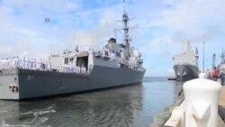 美國軍艦紅海遭未遂導彈襲擊 美國威脅報復
