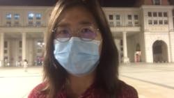 张展因报道武汉疫情恐遭重判 中国公民记者遭遇寒冬