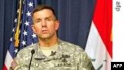ژنرال کالدول: پشتيبانی ايران از تروريستهای سنی و تندروهای شيعه در عراق
