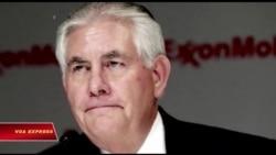 Ông Trump chọn CEO ExxonMobil làm ngoại trưởng