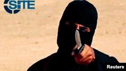 Mohamed Emwazi atau John Jihadi, seorang militan ISIS asal Inggris (foto: dok).