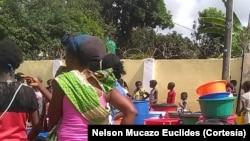 Falta de água é uma das queixas dos moradores