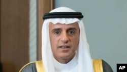 سعودی وزیر خارجہ عادل الجبیر