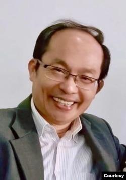 澳大利亞悉尼科技大學中國學副教授馮崇義(馮崇義提供)