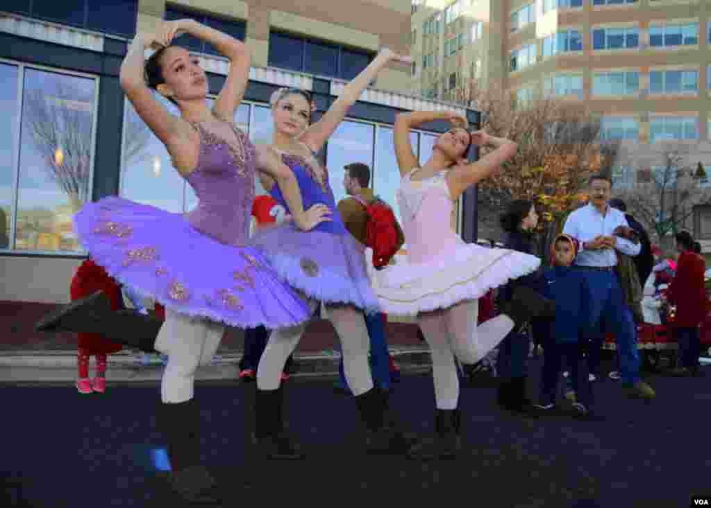 Балерины. Перед парадом