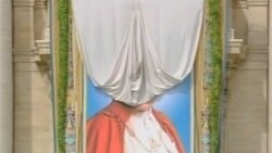پاپ بنديکت سلف خود را به مرحله تقدس نزديک تر ساخت