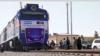 صدور اولین محموله تجارتی افغانستان به چین از طریق خط آهن