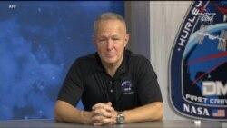 """""""Այն մեքենայի ձայն չուներ, այն նման էր մռնչող գազանի"""". ՆԱՍԱ-ի երկու տիեզերագնացները նկարագրում են SpaceX-ի խցիկում Երկիր մտնելու պահը"""