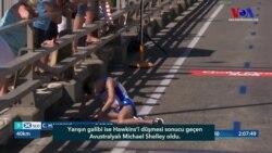 İskoç Maratoncu Yere Yığıldı