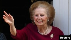 Margaret Thatcher, Advocate For Freedom