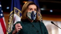 Nancy Pelosi critica a republicanos en la Cámara de Representantes