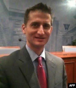 Erik Makglinchi, Jorj Meyson Universiteti professori, Markaziy Osiyo bo'yicha Amerikaning yetuk mutaxassislaridan biri