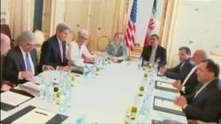 مذاکرات هیات های ایران و آمریکا به سرپرستی ظریف و کری