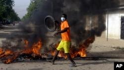 Énième manifestation violemment réprimée à N'Djamena