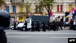 Ukrayna təhlükəsizlik xidməti bomba qəsdinin üstünü açdığını bildirir
