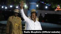 Madaxweynaha Somalia/Radio Muqdisho