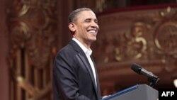 Президент США Барак Обама. Рио-де-Жанейро. Бразилия. 20 марта 2011 года