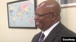 Jacob Mudenda Speaker Of Parliament