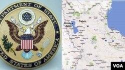 State Departament Report on Human Rights Iranian Azerbaijan