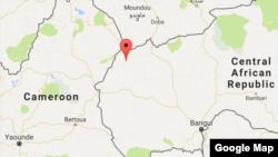 La ville de Bocaranga, où ont lieu la montée des violences.