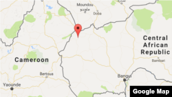 Bocaranga, Centrafrique.