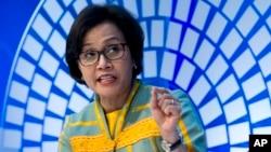 Menteri Keuangan Sri Mulyani memperkirakan ekonomi Indonesia bisa tumbuh negatif akibat pandemi Covid-19.