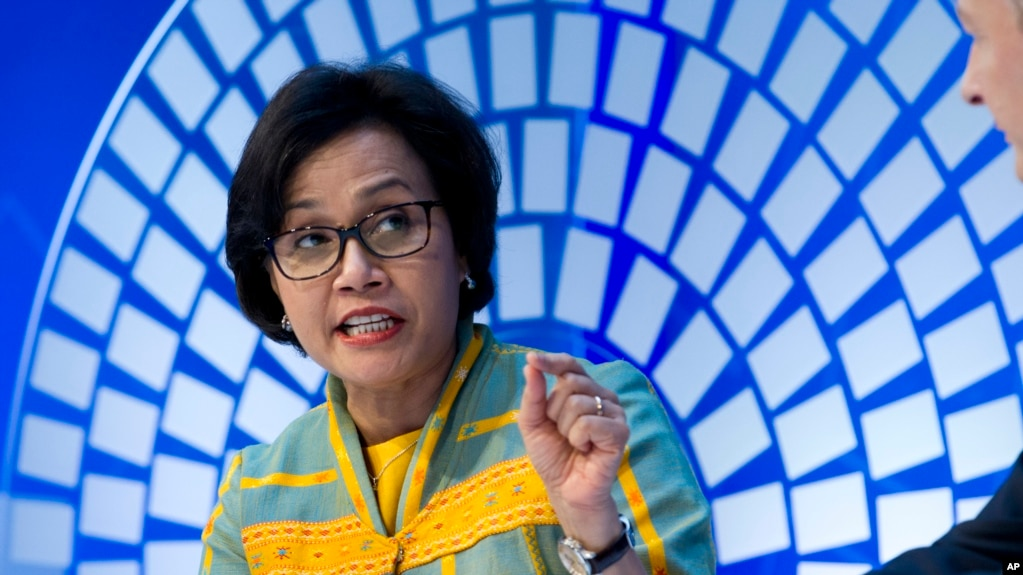 Image result for sri mulyani menteri keuangan indonesia