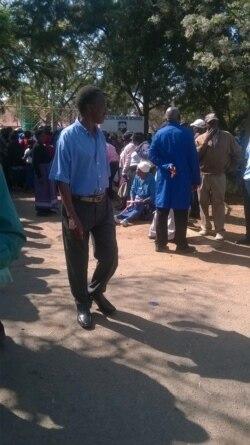 Report on Zimbabwe Pensioners Filed By Arthur Chigoriwa