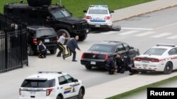 los recientes ataques en Canadá son vistos como una amenaza creciente por las policías.