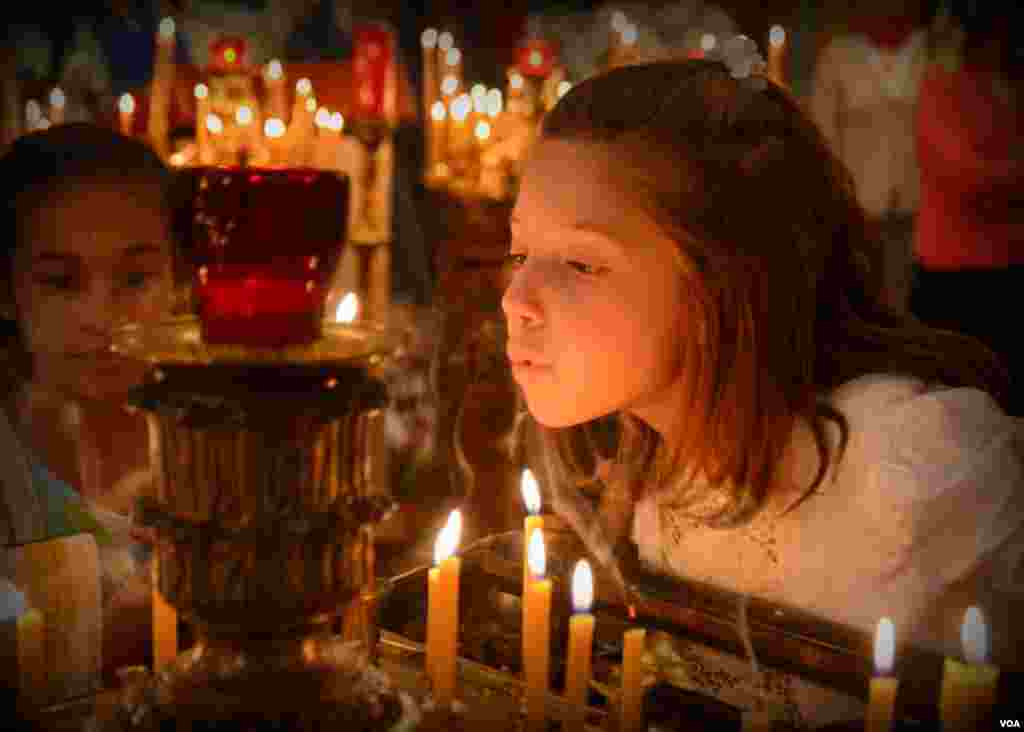 В соборе святого Иоанна Предтечи (Русская Зарубежная церковь)