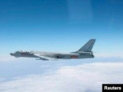 中国的轰-6K轰炸机
