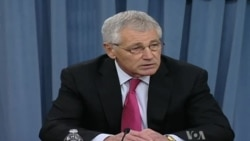 Hagel Visits Afghanistan as Karzai Hesitates on Security Accord