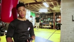Basement Boxing Gym Keeps Kids Off the Streets (VOA On Assignment Jan. 3, 2014)