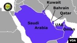 ყურის არაბული ქვეყნების თანამშრომლობის საბჭო (GCC)