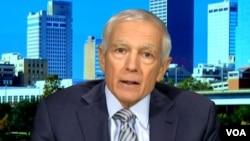 Penzionisani general Vesli Klark u razgovoru za Glas Amerike