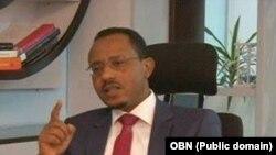 Prezidaantiin mootummaa naannoo Oromiyaa Obbo Lammaa Magarsaa yeroo filamuu Dr. Abiy laachise OBN irratti ibsa kennan, Kamisa, Bitootessa 29, 2018
