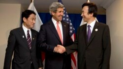 U.S. - Japan, ROK Trilateral Meeting