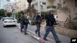 Ізраїльська поліція