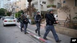 以色列警方搜剿特拉維夫槍擊案兇手。
