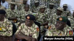 Tentara Nigeria di Maiduguri (Foto: dok).