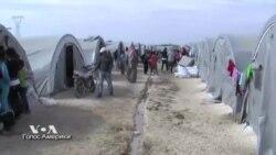 Беженцы из Кобани: убежище в Турции