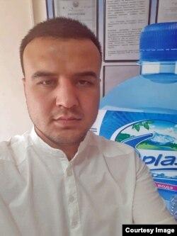 "Nodirbek Hojimatov ""Facebook""da faol"