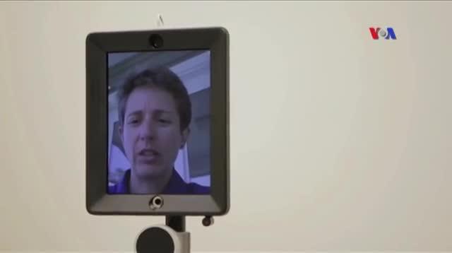 Teleprezens robot