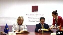 Maqedonia dhe Kosova thellojnë bashkëpunimin në fushën e energjetikës